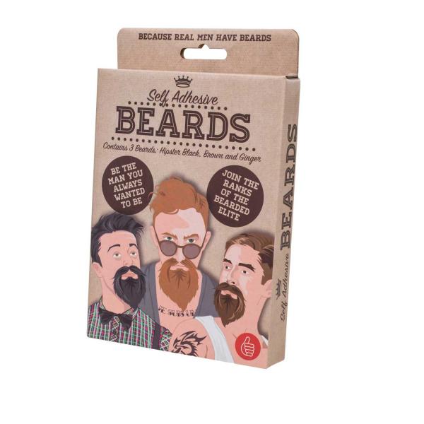 Set Barba falsa autoadeziva