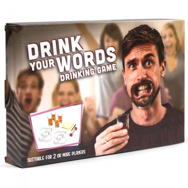 Joc de baut Drink Your Words