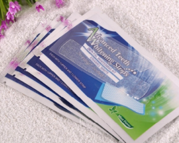 Benzi Albire Dinti Advanced Teeth Whitening Strips - Set 14 bucati