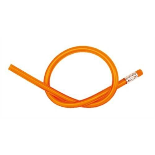 Creion flexibil portocaliu