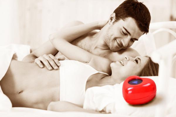 Dispozitiv Magic cu pozitii sexuale