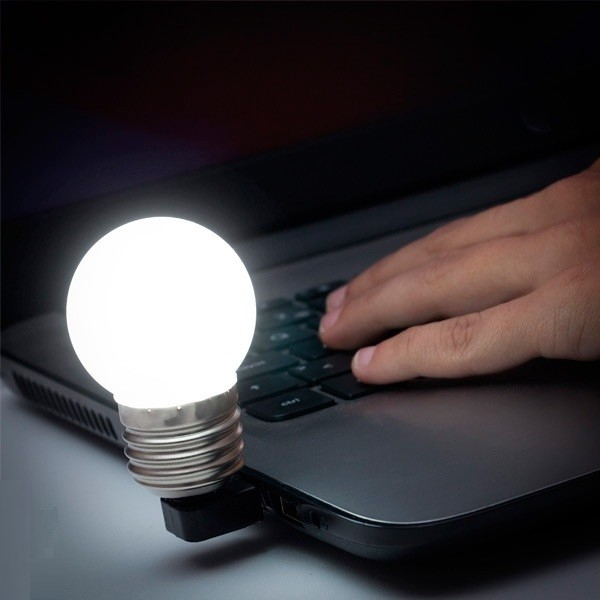 Lampa led USB