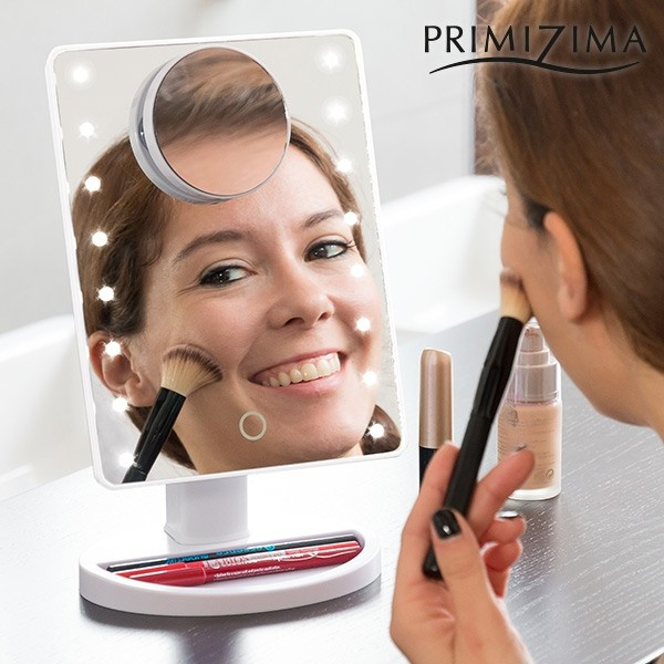 Oglinda cu LED Make up
