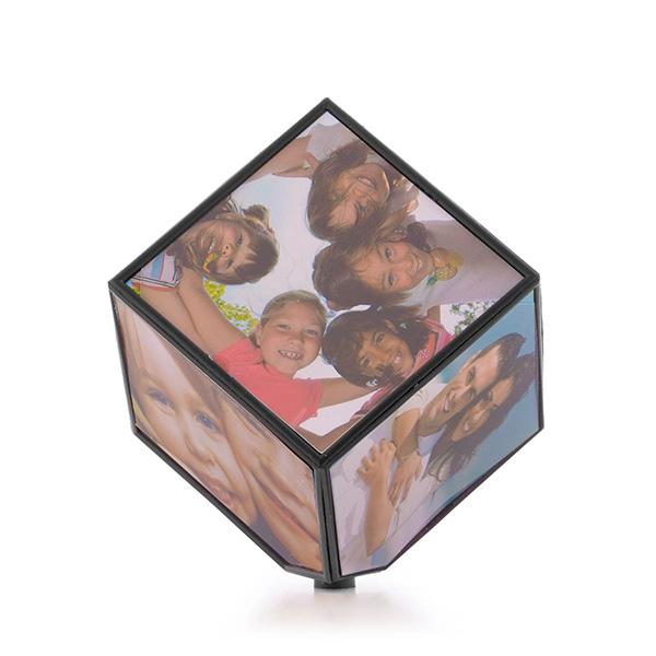 Rama foto cub rotativ