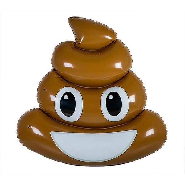 Saltea gonflabila Poo Emotion