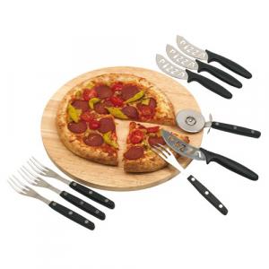 Set pizza cu tocator si ustensile