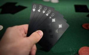 Carti de Joc Negre