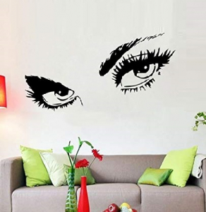 Sticker Decorativ Perete Eyes