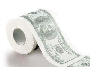 Hartie igienica Dolar