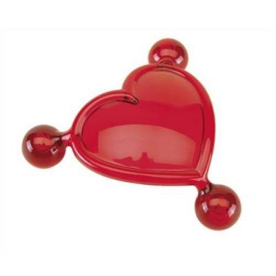 Aparat masaj in forma de inima