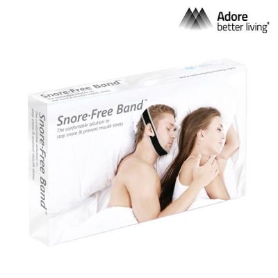 Banda elastica anti-sforait