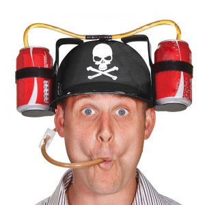Casca de baut bere Pirat