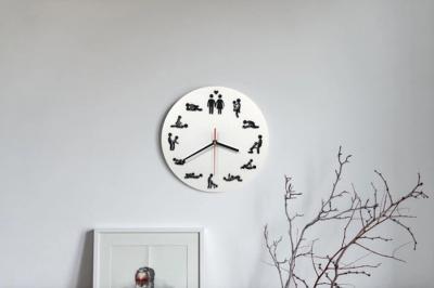 Ceas de perete KAMASUTRA