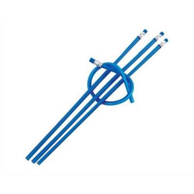 Creion flexibil albastru