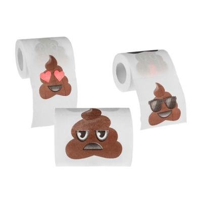 Hartie igienica Poo Emotion