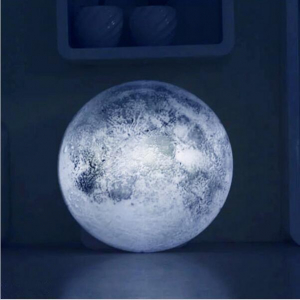 Lampa de perete cu fazele lunii