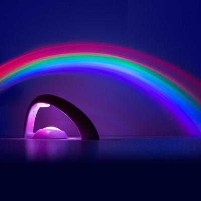 Lampa led cu proiector Curcubeu