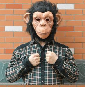 Masca Cimpanzeu
