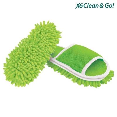 Papuci de Casa  Mop Clean & Go