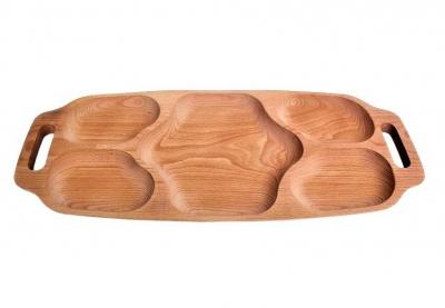 Platou mare lemn fag