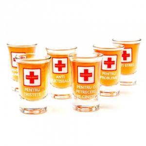 Pahare shoturi Haioase Medicament