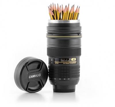 Termos obiectiv de aparat foto