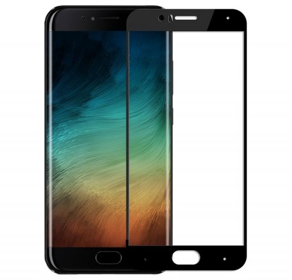 Folie sticla securizata 5D Full Glue Xiaomi Mi 6, Negru