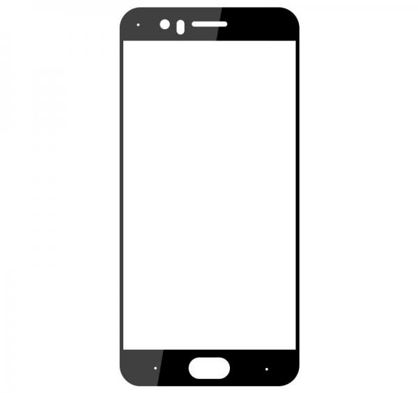 Folie sticla securizata Full Glue OnePlus 5, Black