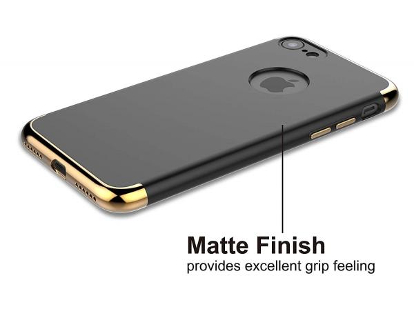 Husa iPhone 7 Joyroom LingPai Series, Black