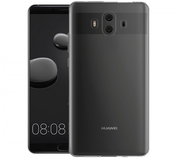 Husa TPU Slim Huawei Mate 10, Transparent