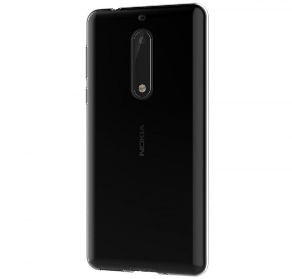 Husa TPU Slim Nokia 5, Transparent