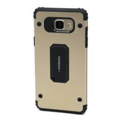 Capac de protectie Samsung Galaxy A7 (2017), Motomo Armor Hybrid, Gold