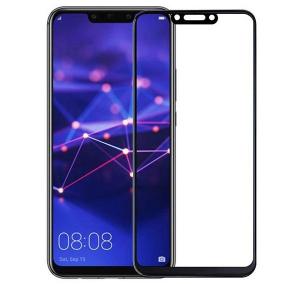 Folie sticla securizata 5D Full Glue Huawei Mate 20 Lite, Negru