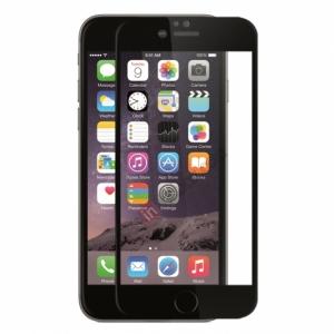 Folie sticla securizata 5D Full Glue iPhone 6 / 6S, Negru