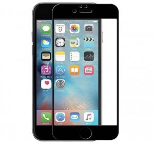 Folie sticla securizata 5D Full Glue iPhone 7 Plus, Negru