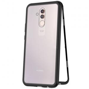 Husa 360 Magnetic Case pentru Huawei Mate 20 Lite, Negru