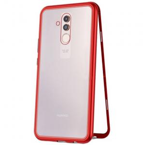 Husa 360 Magnetic Case pentru Huawei Mate 20 Lite, Red