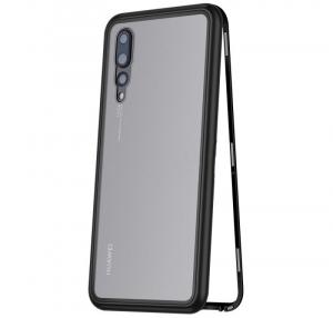 Husa 360 Magnetic Case pentru Huawei P20 Pro, Negru