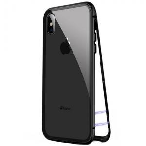 Husa 360 Magnetic Case pentru iPhone XS Max, Negru