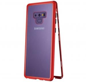Husa 360 Magnetic Case pentru Samsung Galaxy Note 9, Red