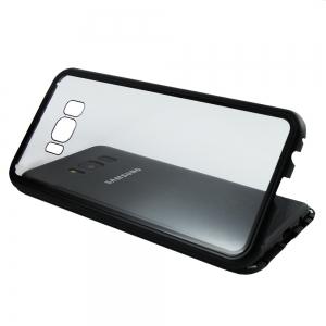 Husa 360 Magnetic Case pentru Samsung Galaxy S8, Negru