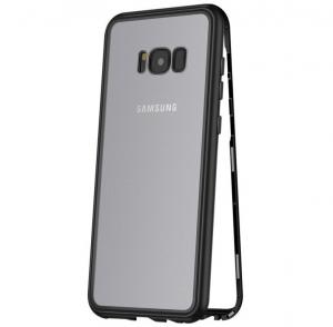 Husa 360 Magnetic Case pentru Samsung Galaxy S8 Plus, Negru