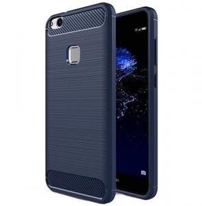 Husa Air Carbon Huawei P10 Lite, Dark Blue