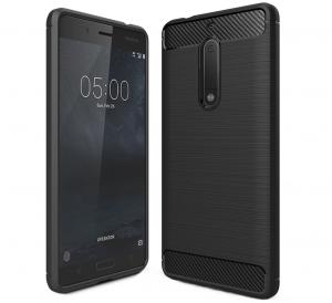 Husa Air Carbon Nokia 5, Negru