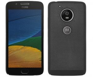 Husa Air cu perforatii Motorola Moto G5 Plus, Negru