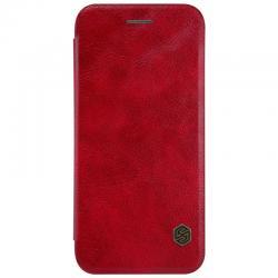 Husa Book Nillkin Qin iPhone 7, Rosu