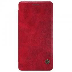 Husa Book Nillkin Qin OnePlus 3, Rosu