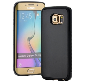 Husa de protectie Anti-Gravity Samsung Galaxy S6 Edge, Negru