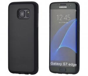 Husa de protectie Anti-Gravity Samsung Galaxy S7 Edge, Negru