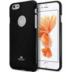 Husa Goospery Jelly iPhone 6 Plus / 6S Plus, Negru